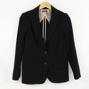 Anthropologie 2 Button Blazer